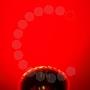 "80 LED piros GU10 80"""