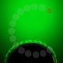 80 LED zöld GU10 80'