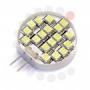 G4 18 SMD LED hideg fehér bútorvilágító